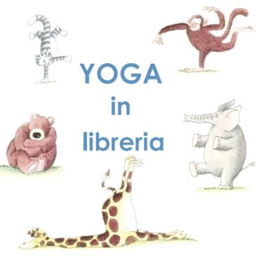 Arriva … YOGA IN LIBRERIA !!