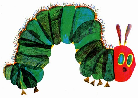THE VERY HUNGRY CATERPILLAR… and other stories