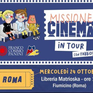 Missione Cinema in tour!