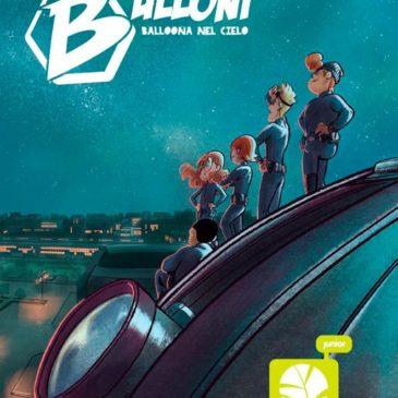 Bulloni 3 – Balloona nel cielo