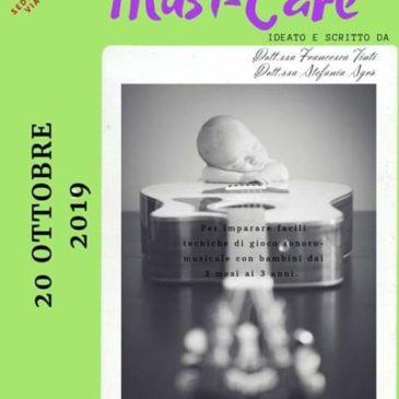 MUSI-CARE – mini corso di formazione